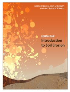 introduction to soil erosion workbook cover