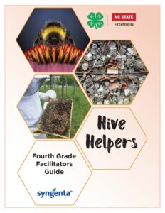 Cover image of hive helper curriculum